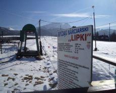 Wyciąg narciarski Zakopane - Lipki