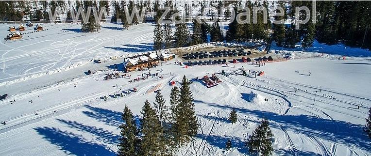 Stacja narciarska Zakopane