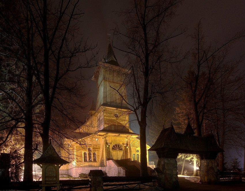 Kościół w kościelisku