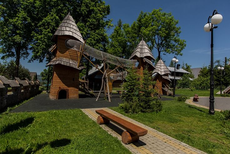 Plac zabaw Kościelisko