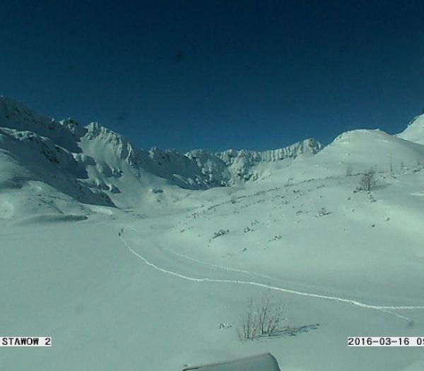 Zima w Tatrach 2016