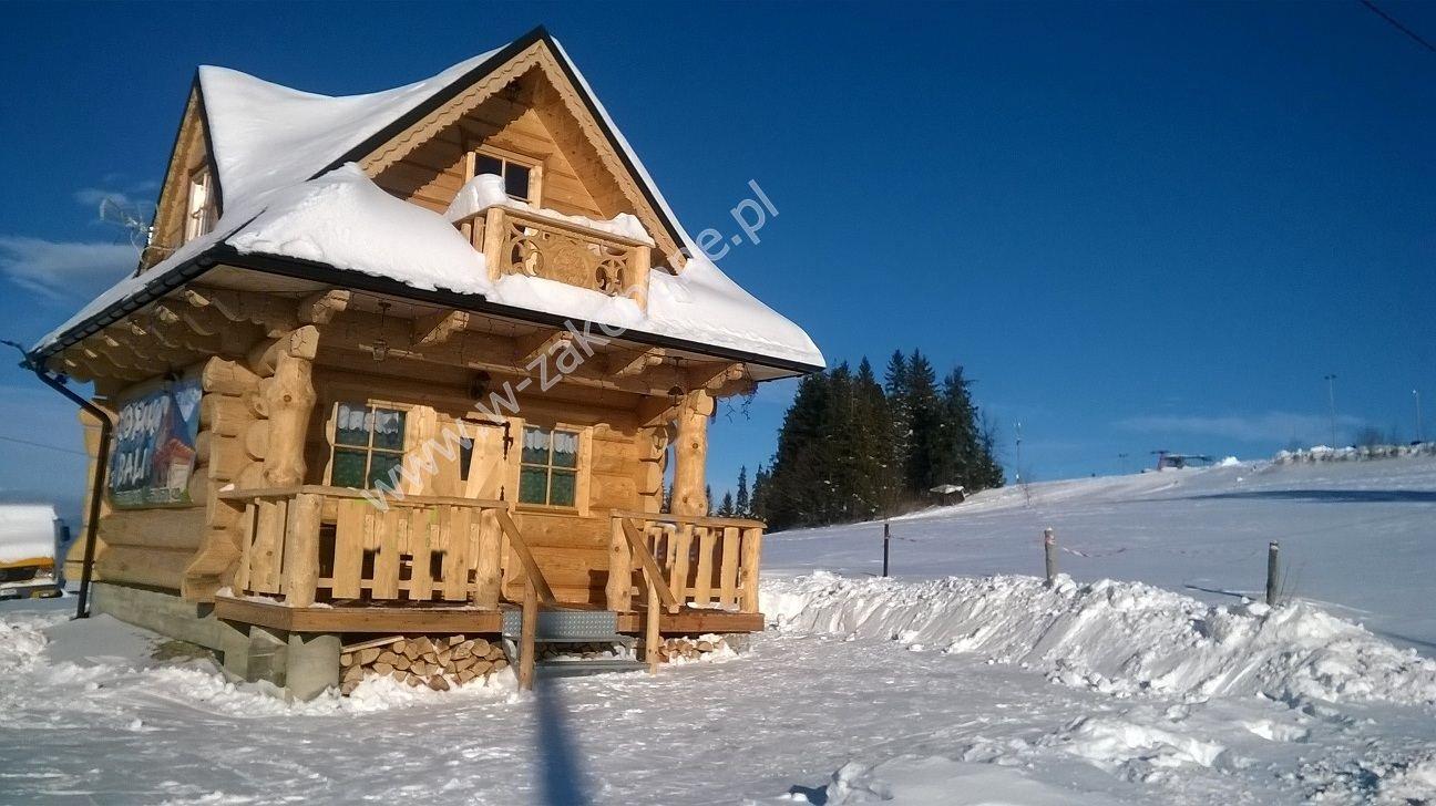 Domek Góralski U Ani-598
