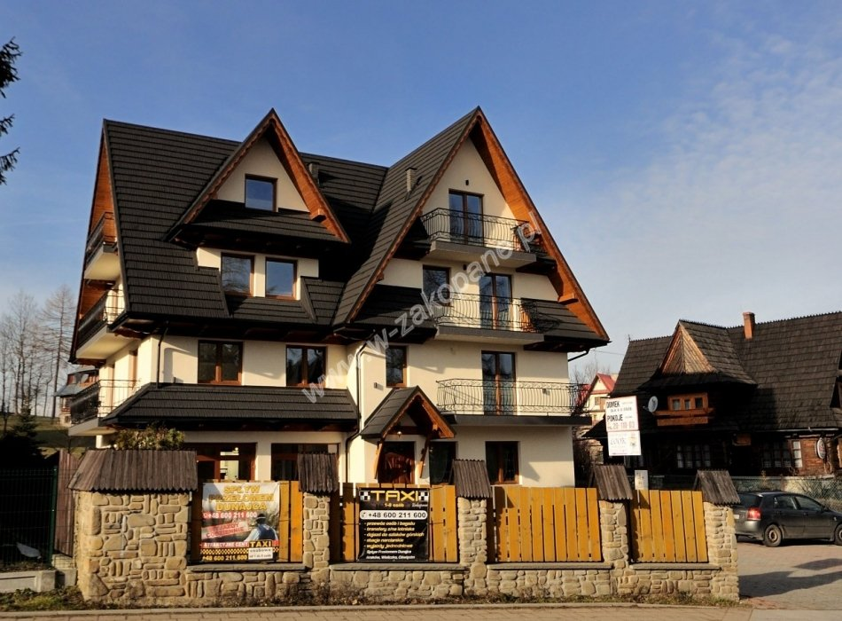 Domek / apartamenty-1380