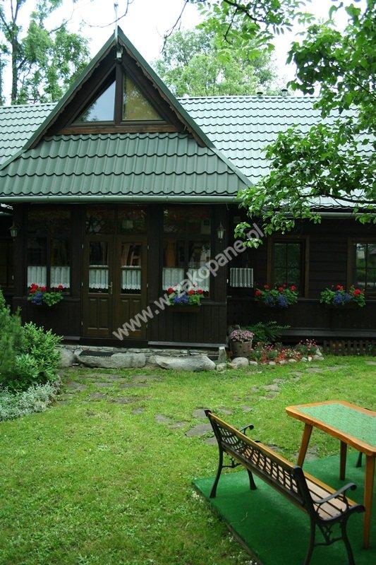 Pokoje Gościnne za WNUKIEM-1616