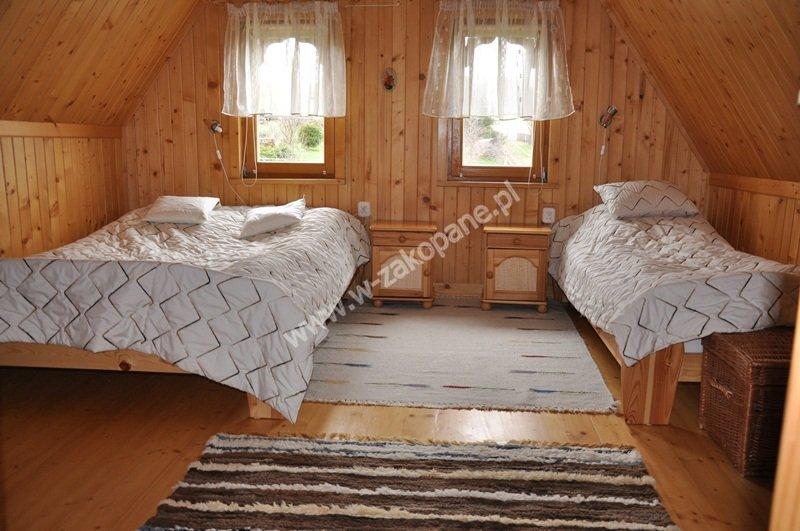 Dom drewniany z widokiem na Tatry-1705