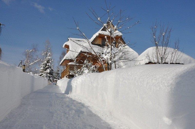 Dom drewniany z widokiem na Tatry-1714