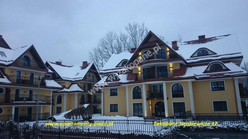 Apartamenty-plaza Zakopane 200m od Krupówek.-1732