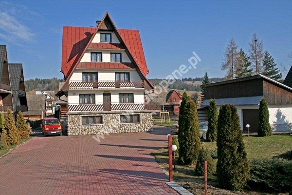 Dom wczasowy Anna II-2013
