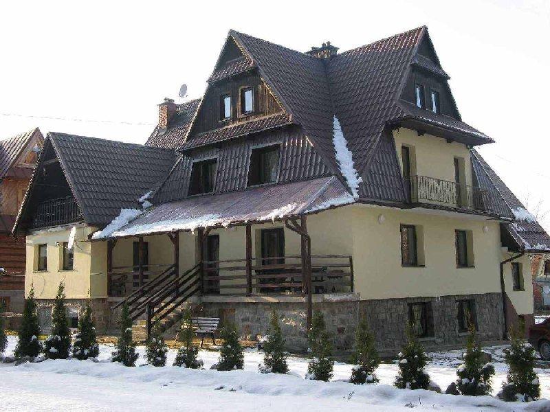 Dom Wczasowy Hawrań pod Nosalem-2361