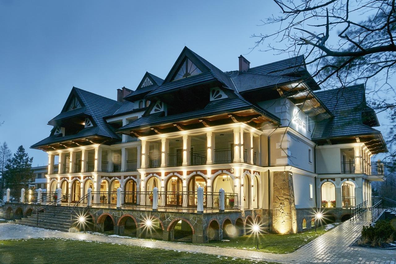 Hotel LOGOS*** Zakopane-4831