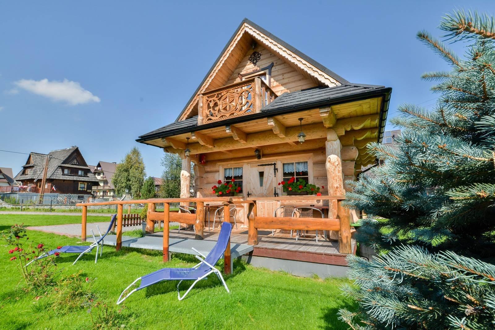 Góralski Domek Zakopane-4909