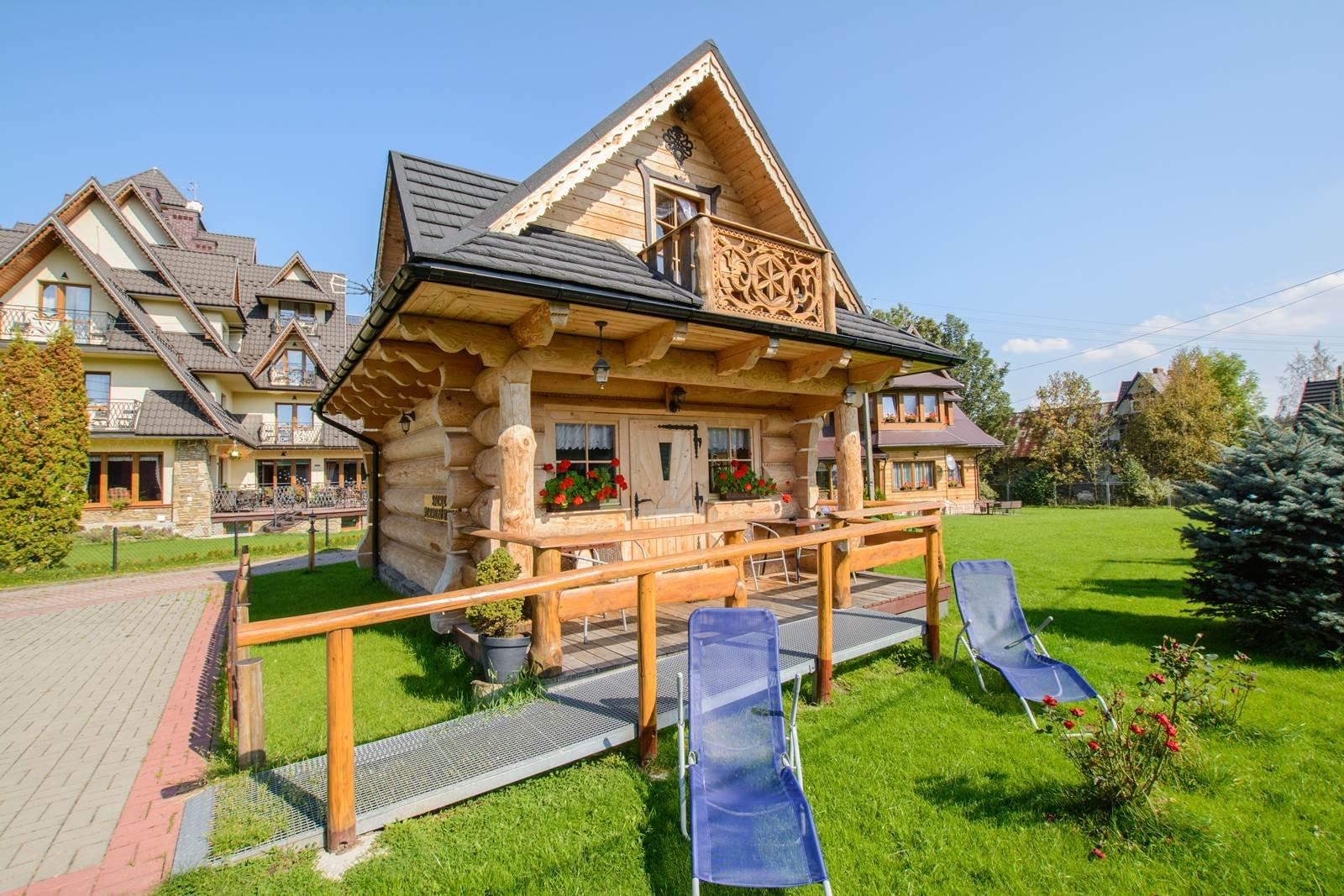 Góralski Domek Zakopane-4911