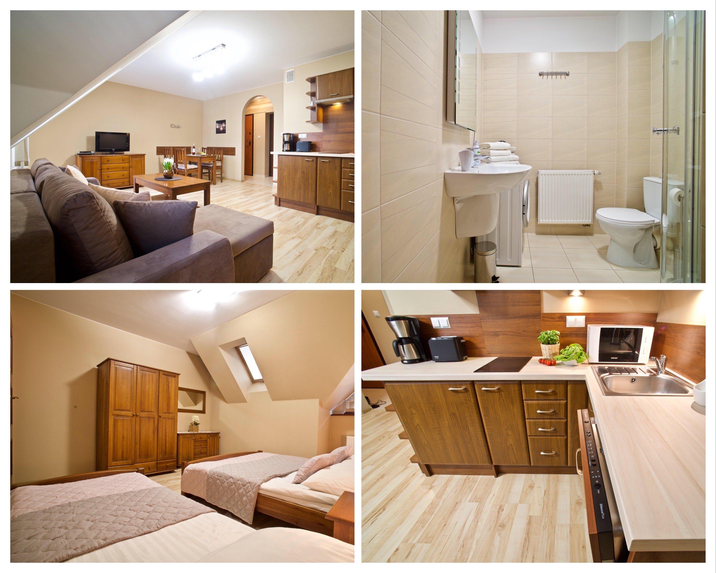 Zakopane Apartamenty Motyl -Centrum-5000
