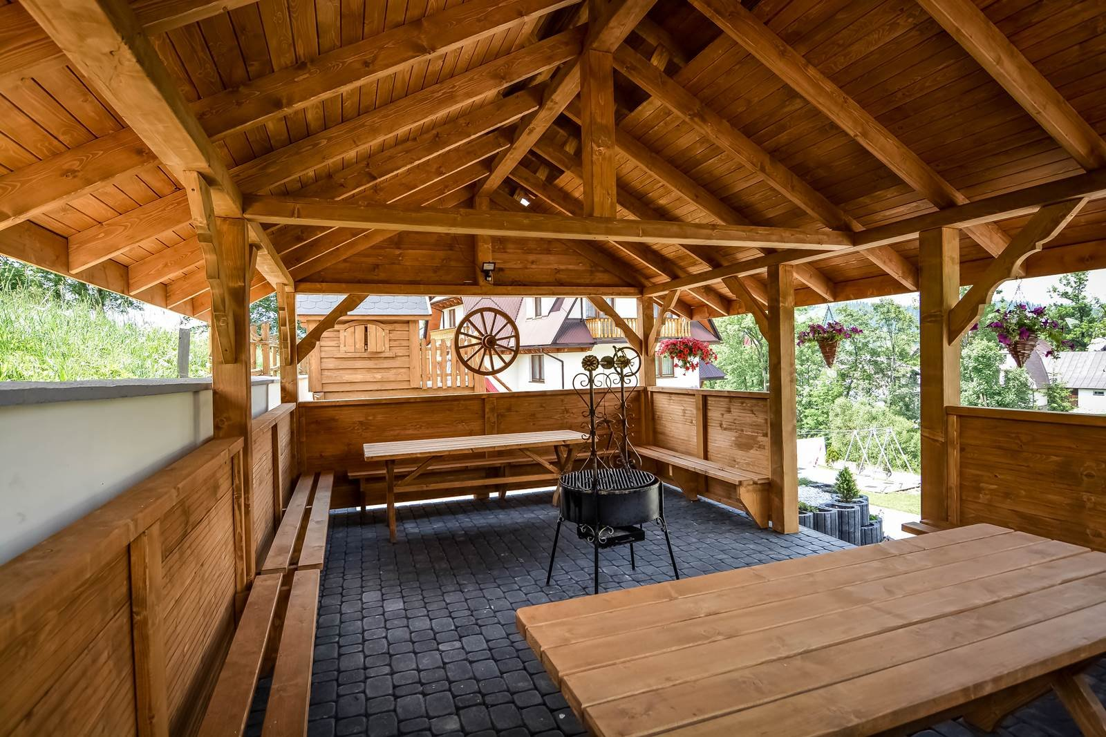 Willa Tatra House-5023