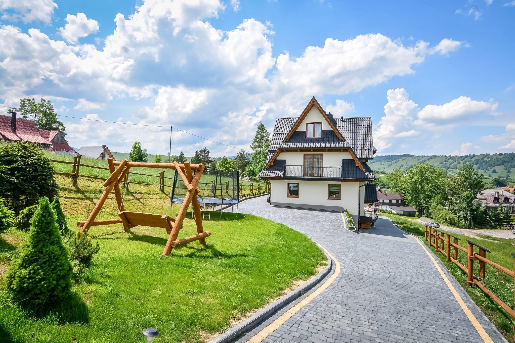 Willa Tatra House-5027
