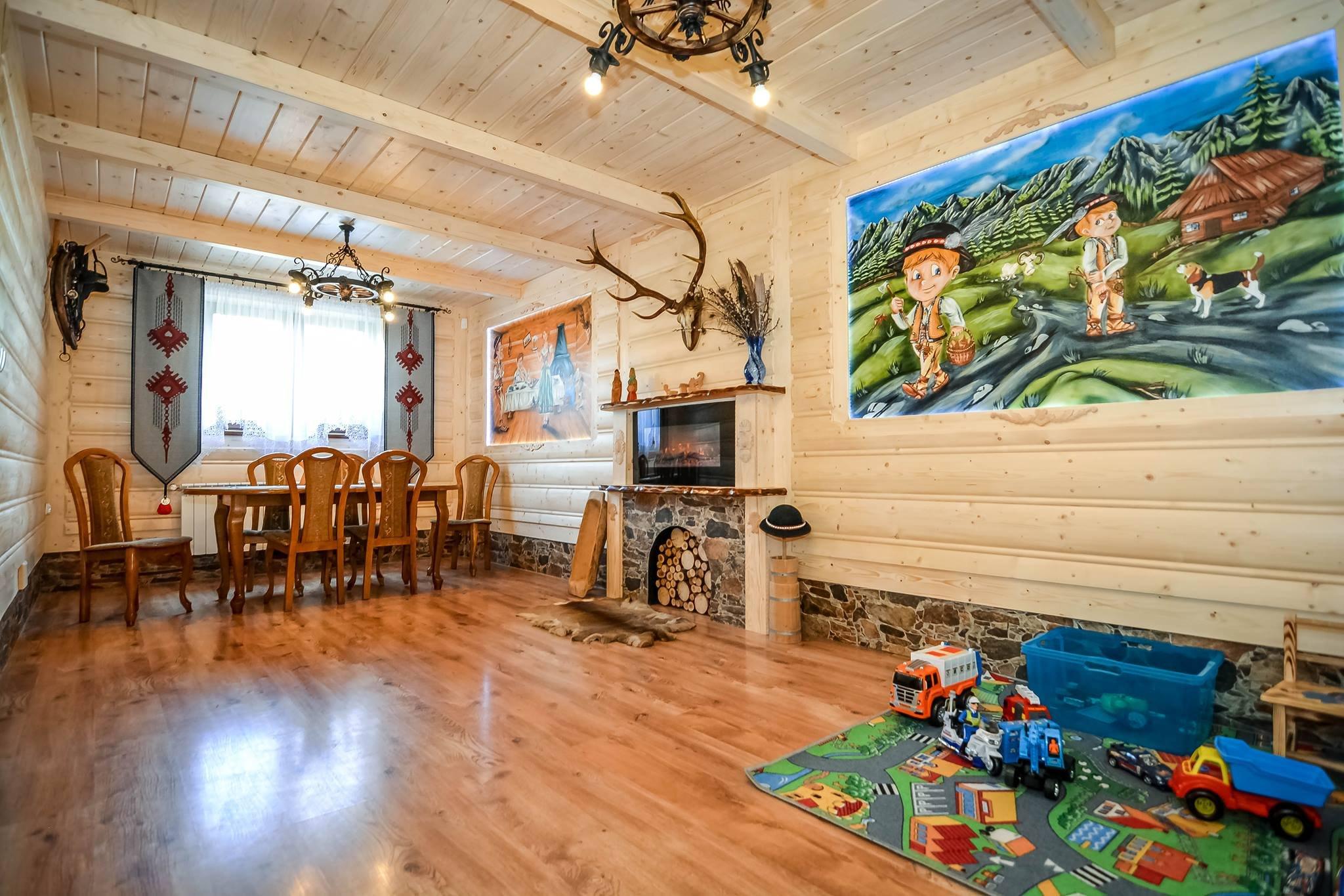 Willa Tatra House-5029
