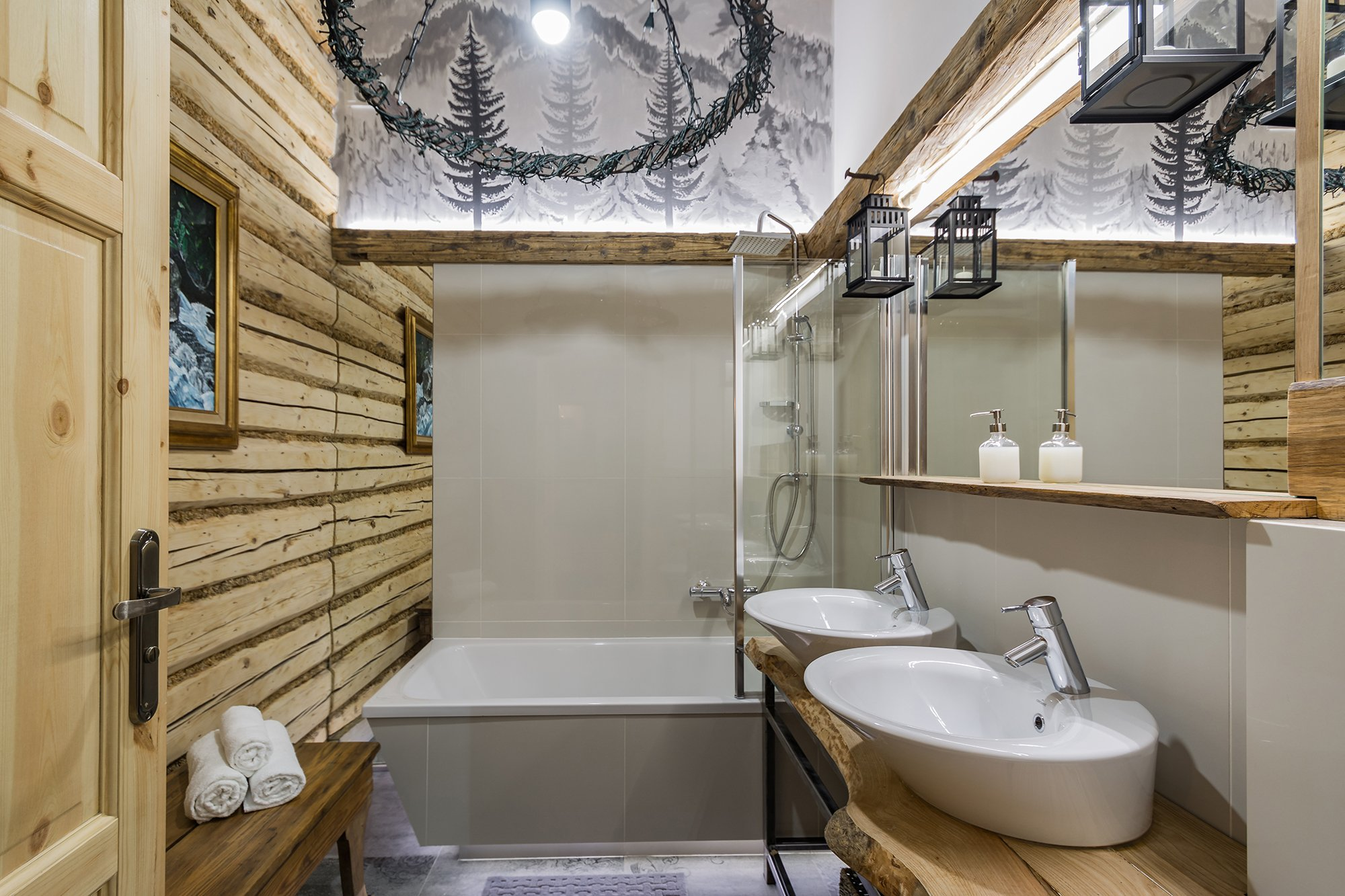 Apartament 4-6os.Willa Jasna centrum Zakopane-5068