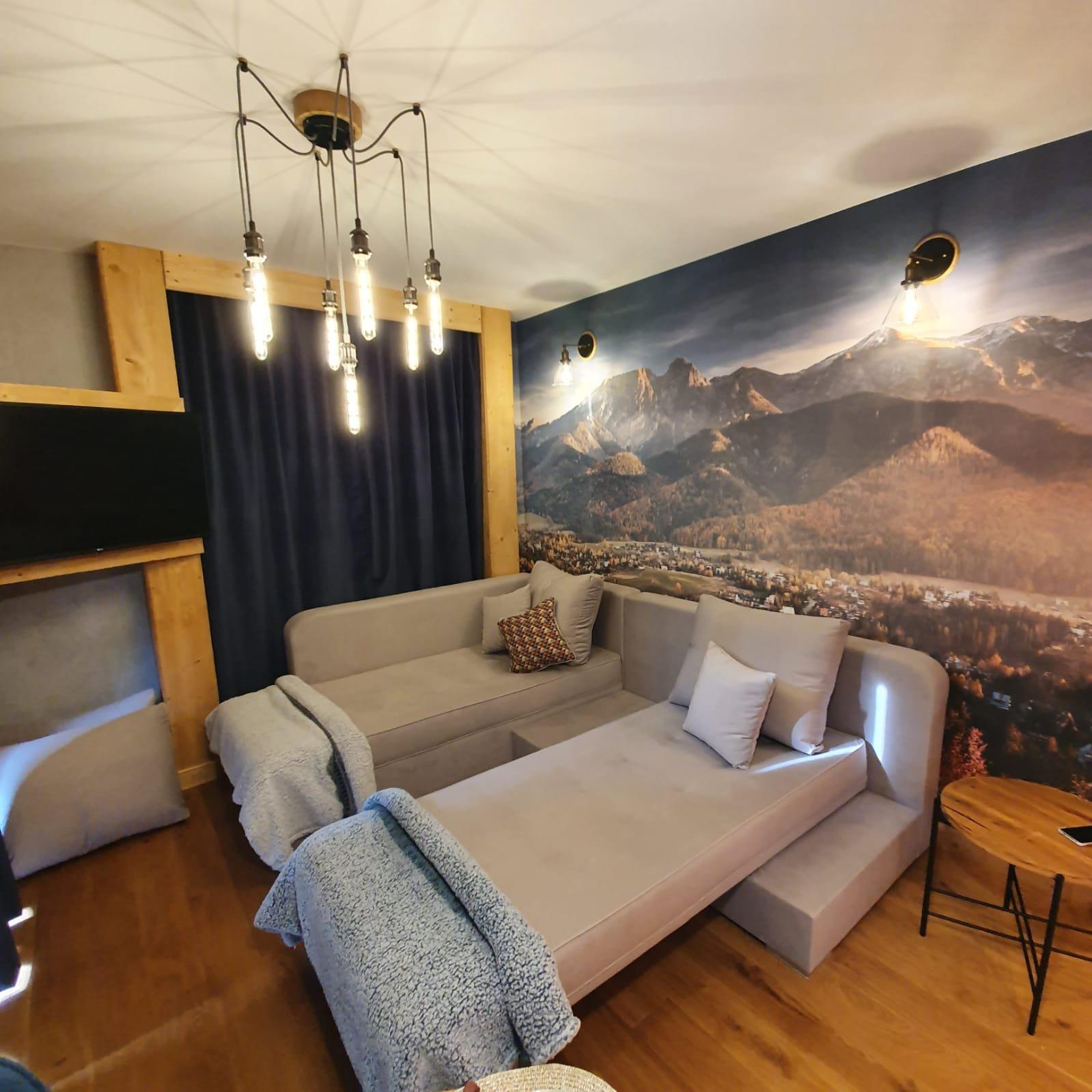 Apartament BACIARA-prywatny, 2 pok., przy Krupówkach,Zakopane-5277