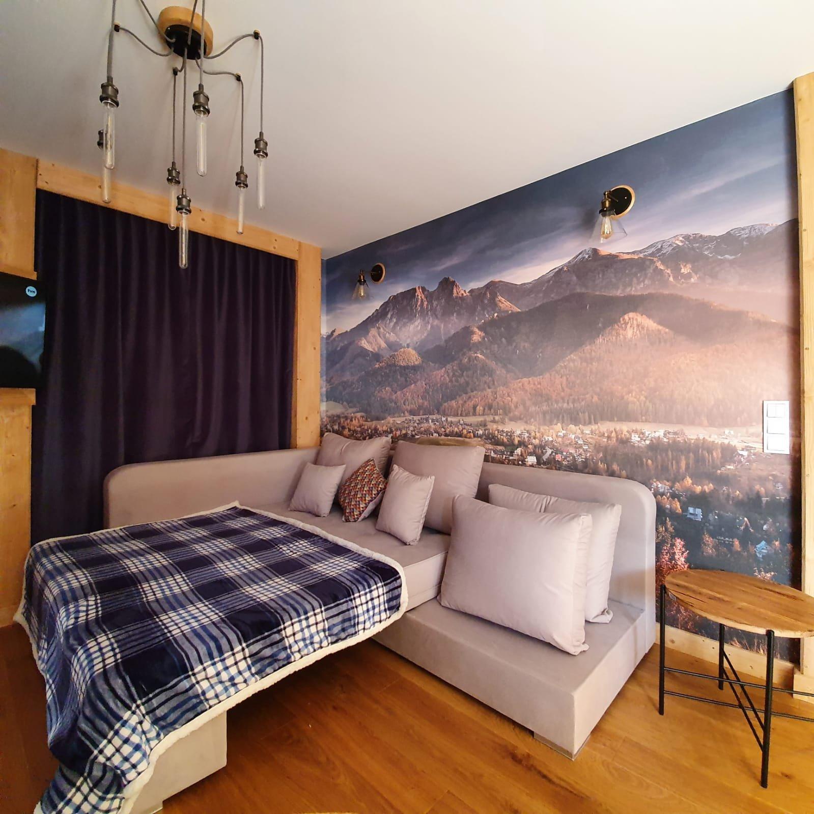 Apartament BACIARA-prywatny, 2 pok., przy Krupówkach,Zakopane-5278
