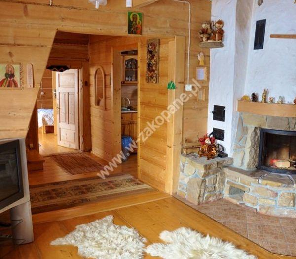 Dom drewniany z widokiem na Tatry-1700