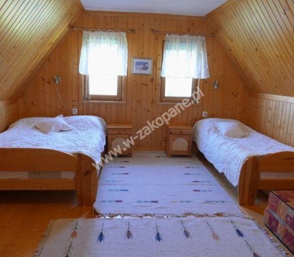 Dom drewniany z widokiem na Tatry-1703