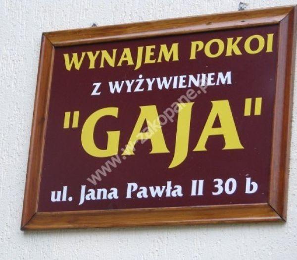 Wynajem pokoi Gaja-2043