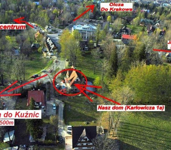 Baza Górołaza - tanie noclegi, zdjęcie nr. 3478