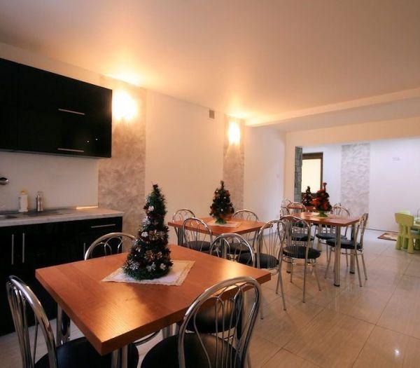 Ośrodek Gastronomiczno-Wypoczynkowy Baca-3811