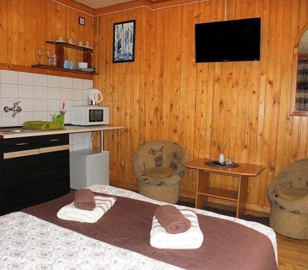 Atrakcyjne pokoje u Paliderki., zdjęcie nr. 4327