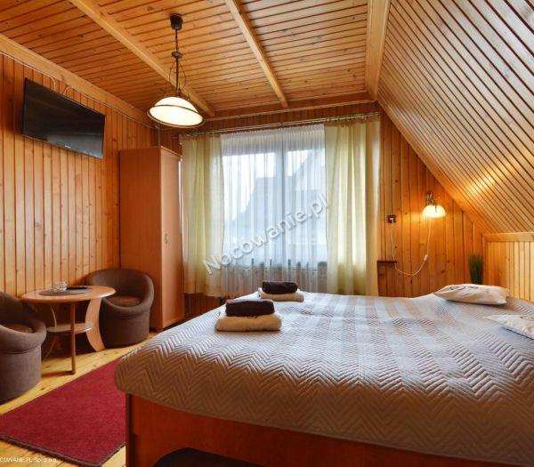 Atrakcyjne pokoje u Paliderki.-4593