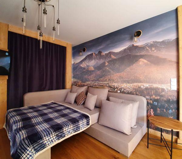 Apartament BACIARA-prywatny, 2 pok., przy Krupówkach,Zakopane, zdjęcie nr. 5278